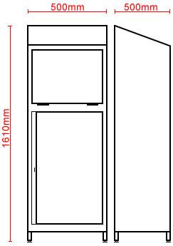 Шкаф для грязной одежды и полотенец, Шкаф для грязной одежды, Шкаф гардеробный, гардеробные шкафы, Шкаф для  полотенец, гардеробные шкафы купе, Шкафы, Шкаф, шкафы гардеробные металлические